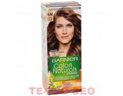 Garnier Color Naturals hajfesték 6N Természetes Sötétszőke