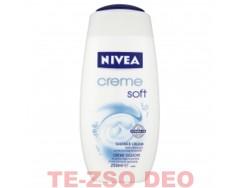 Nivea tusfürdő Cream Soft 250 ml