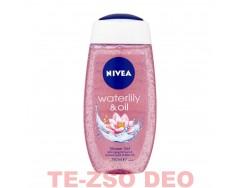 Nivea tusfürdő Waterlily&Oil 250 ml