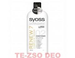 Syoss Balzsam 500 ml