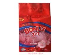Bonux Mosópor 3in1 Rose Color 1,5 kg