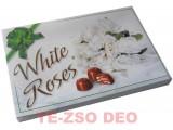 White Roses tejes ízű krémmel töltött desszert 120 g