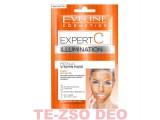 Eveline Expert C Vitamin Arcmaszk 2*50 ml