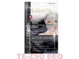 Eveline Tisztító Arcmaszk Aktív Detox 2*50 ml