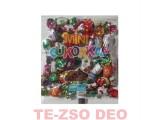 Mini cukorka Vegyes gyümölcs 70 g