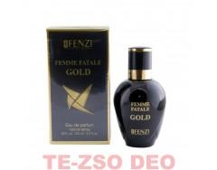 Fenzi EDP Femme Fatale Gold 100 ml