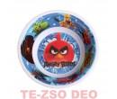 Műanyag Tányér mély Angry Birds