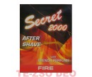 SECRET AFTER SHAVE FIRE 125 ML