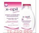 x-epil intim mosakodógél 250 ml