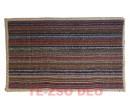 Lábtörlő szegett 54 x 34 cm