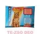 Reno macskaeledel alutasakos 4 x 100 g