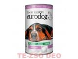 Eurodog Kutyakonzerv Májas 1240 g