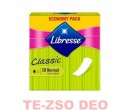 LIBRESSE TISZTASÁGI BETÉT CLASSIC NORMÁL 50 DB
