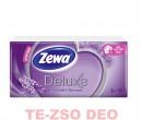 Zewa Deluxe Papírzsebkendő Levendula 3 Rétegű 90 db