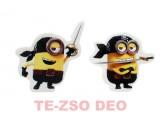 Radír 2-féle Minions