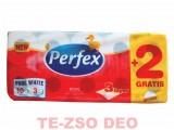 Perfex WC-papír 10 tekercses 3 rétegű 90 lapos