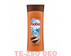 Baba Testápoló Kakaóvaj 400 ml