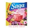 Saga tea Szilvás-fahéjas 20 db