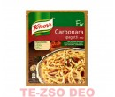 Knorr Rafinéria Carbonara Spagetti Alap 26 g