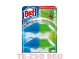 Bref Duo-Aktív WC-gél utántöltő Pine 2x60 ml