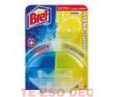 Bref Duo-Aktiv WC-gél+kosár Lemon 60 ml
